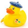 Artist Rubber Duck by Schnabels | Ducks in the Window®