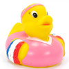Cheerleader Rubber Duck by Ad Line | Ducks in the Window®