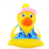 Workout Girl Rubber Duck by Ad Line | Ducks in the Window®