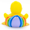Rainbow Rubber Duck (Gay Pride) by Ad Line | Ducks in the Window®