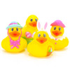 Easter Rubber Small Rubber Duck Gift Bundle | Ducks in the Window