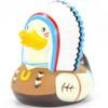 Chief Duck Rubber Duck Bath Toy by Bud Duck   Ducks in the Window®