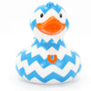 Zig Zag Duck Rubber Duck Bath Toy By Buds Duck | Ducks in the Window