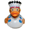Native American Indian Chief by LiLaLu | Ducks in the Window