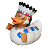 American Indian Chief Rubber Duck