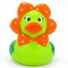 Flower RubberDuck by Schnabels | Ducks in the Window®