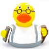 Grandpa Rubber Duck by Schnabels   Ducks in the Window®