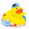 Beach Time Rubber Duck