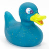 LED Glow (Blue) Rubber Duck by Locomocean | Ducks in the Window®