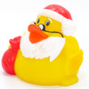 Santa Claus Rubber Duck by Ad Line   Ducks in the Window®