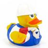 Handy Worker Rubber Duck