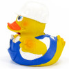 Handy Worker Rubber Duck by Lanco 100% Natural Toy & Organic | Ducks in the Window®