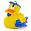 Snorkeling Rubber Duck by Lanco 100% Natural Toy & Organic | Ducks in the Window®