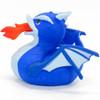 Blue Fire Breathing Dragon Rubber Duck by Wild Republic | Ducks in the Window®