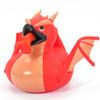 Red Fire Breathing Dragon Rubber Duck by Wild Republic | Ducks in the Window®