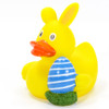 Easter Bunny Egg Rubber Duck by Schnabels | Ducks in the Window®
