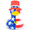 USA (4th Patriotic) Rubber Duck Bath Toy by Bud Ducks | Ducks in the Window®