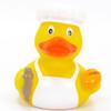 Baker Chef Rubber Duck
