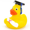 Graduation Celebration Rubber Duck by Schnabels  | Ducks in the Window®
