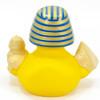 King Tut Egyptian Rubber Duck by Schnabels  | Ducks in the Window®