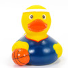 Basketball Player Rubber Duck by Schnabels  | Ducks in the Window®