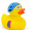 Cyclist Biker Rubber Duck by Schnabels  | Ducks in the Window®