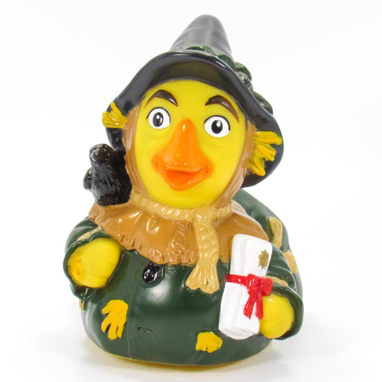 Rubber Duck Scarecrow