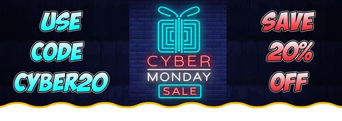 Cyber Monday & Black Friday Week (CYBER20)