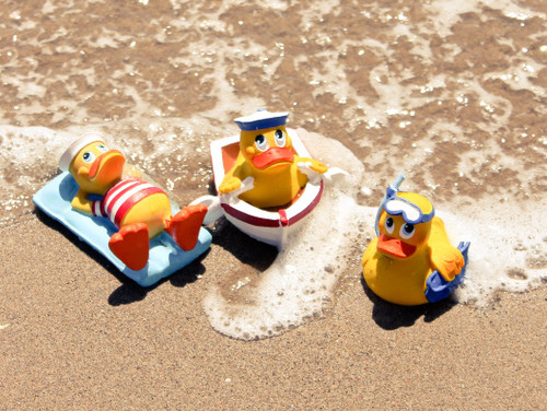 Endless Summer Duckies