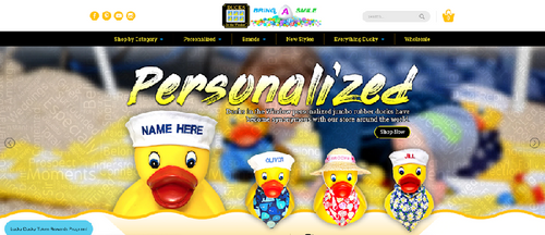 The New and Improved Ducks in the Window Website is Ready for You to View