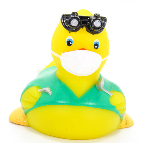 Dentist Rubber Duck by Ad Line | Ducks in the Window®