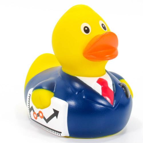 Finance Business Rubber Duck
