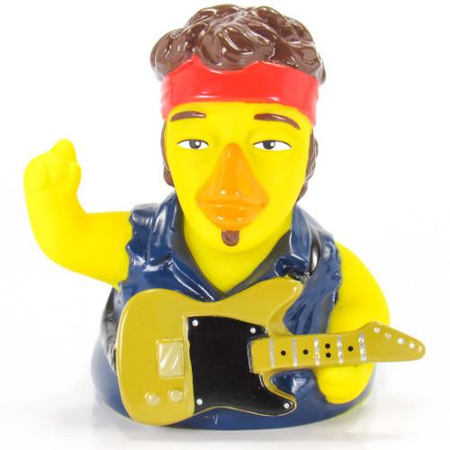 Born To Sun Bruce Springsteen  Rubber Duck by Celebriducks | Ducks in the Window