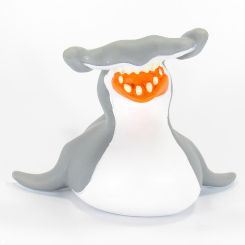 Hammerhead Shark Rubber Duck Bath Toy by Wild Republic | Ducks in the Window®