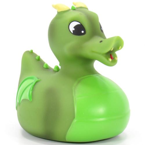 LED Glow Dragon Rubber Duck Bath Toy by Locomocean | Ducks in the Window®