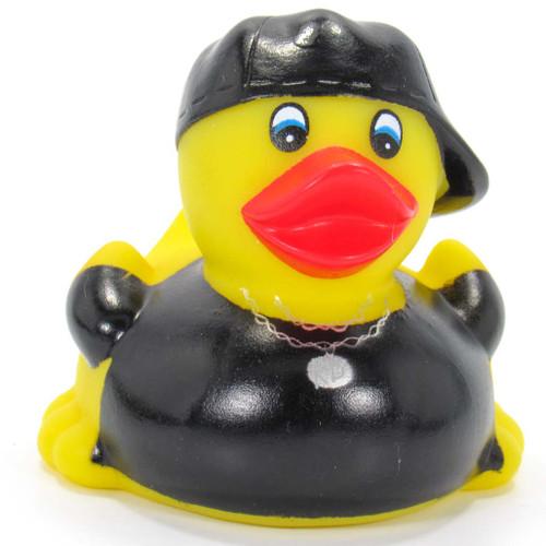 Hip Hop Rapper Rubber Duck by Ad Line   Ducks in the Window®