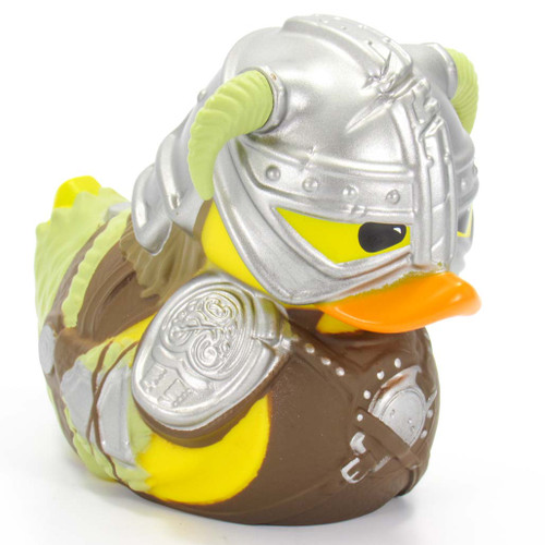 Skyrim Dovahkiin TUBBZ Cosplaying Rubber Duck Collectible Bath Toy | Ducks in the Window