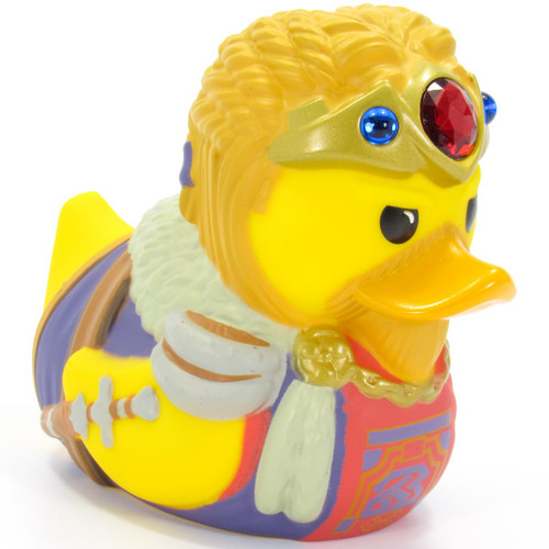 Skyrim Jarl Balgruuf TUBBZ Cosplaying Rubber Duck Collectible Bath Toy | Ducks in the Window
