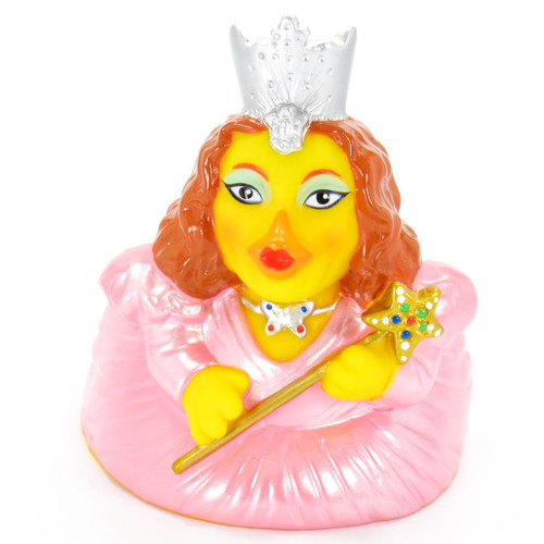 Glinda the Good  Witch from The Wizard Of Oz Rubber Duck by Celebriducks   Ducks in the Window®