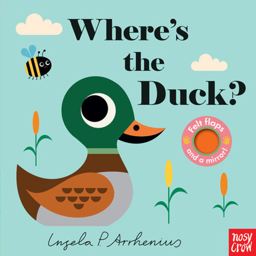 Where's The Duck Puppet Duck Books | Ducks in the Window