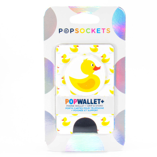 Popwallet+ Rubber Ducky by Ducks in the Window