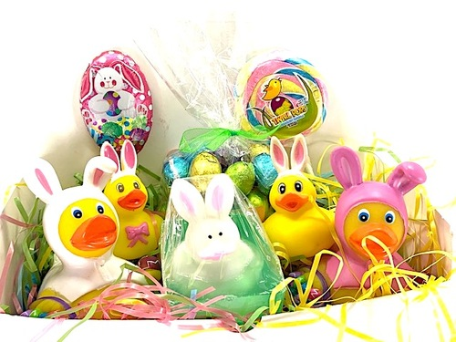 Easter Special Rubber Duck Gift Package Bundle by Ducks in the Window