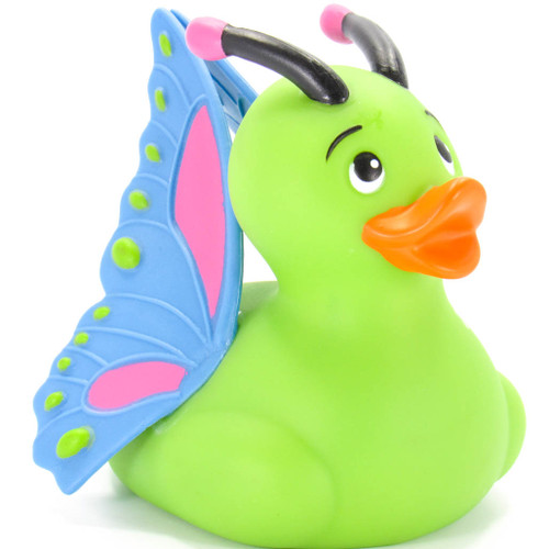 Butterfly Insecct Rubber Duck by Wild Republic | Ducks in the Window®