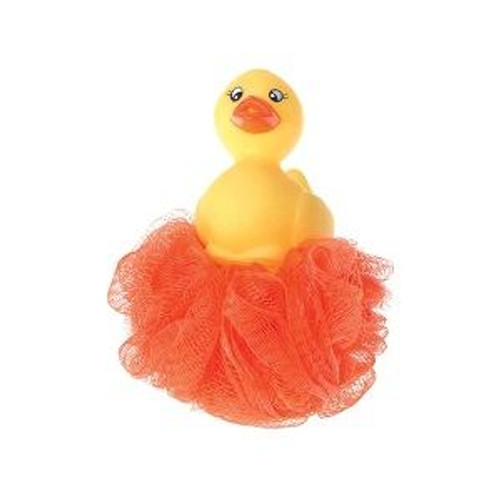Rubber Duck Squirter Scrubby Bath Accessories by Spa Sisters