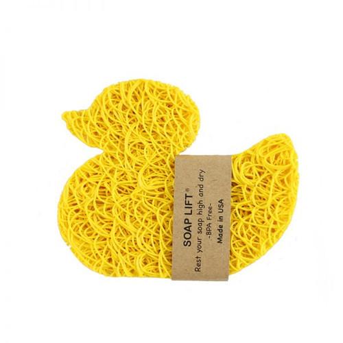 Ecco Friendly Rubber Duck Soap Lift by soaplift.com