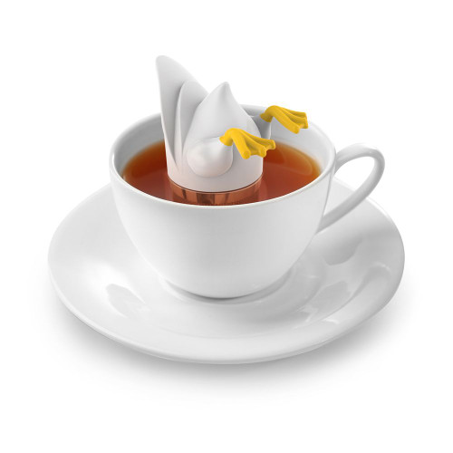 Duck Duck Drink Tea Infuser by Fred