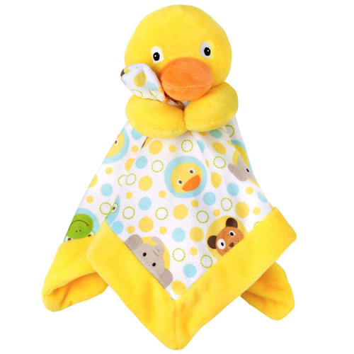 Lovie Ducky Blanket Baby Blanket by Yikes Twin