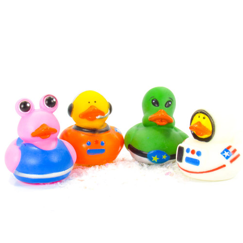 Outer Space  Small Rubber Duck Gift Bundle | Ducks in the Window
