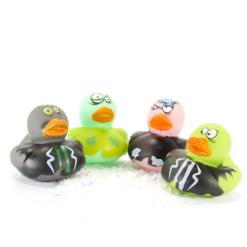 Zombi Small Rubber Duck Gift Bundle | Ducks in the Window