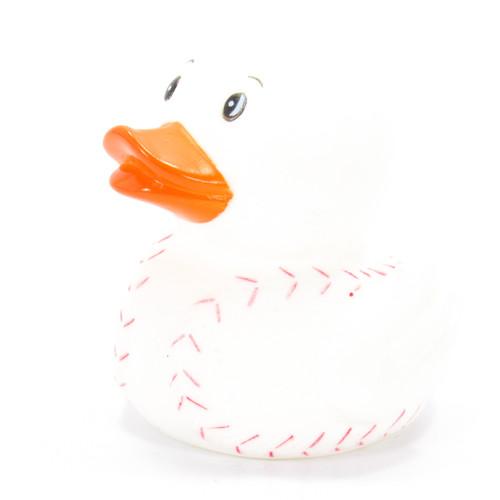 Baseball Ball Rubber Duck